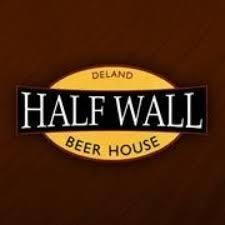 half wall deland florida