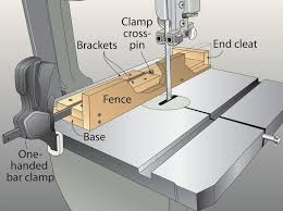 Band Saw Fence Plans Google Search Diy Bandsaw Fence Planning Bandsaw