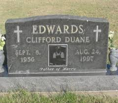 Clifford Duane Edwards (1956-1997) - Find A Grave Memorial