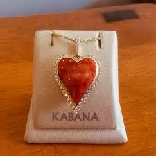 kabana jewelry 14k yellow gold spiny