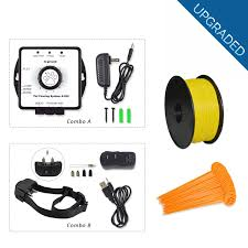 Electric Pet Fence System In Ground Radio Fence Aspectek