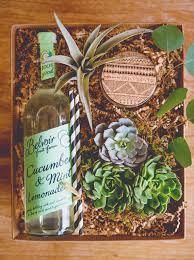 rustic garden gift box in miami fl