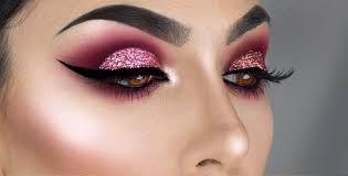 best makeup ideas for amber eyes