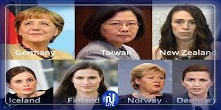 COVID-19 : Les pays dirigés par des femmes sont les meilleurs à gérer la  crise