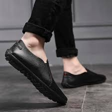 2019 trendy spring men loafers shoes