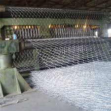 China Manufacturer For Hot Dipped Galvanized Wire Gabion Box Galvanized Gabion Box For River Bank Fuhai Manufacturers And Suppliers Fuhai