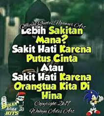 caption anak galau home facebook