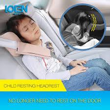 Children Rear Seat Car Headrest Neck Pillow For Kids Auto Support Cover U Shaped Memory Foam Pillow For The Neck Car Accessories Neck Pillow Aliexpress