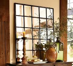 pottery barn eagan mirrors decor look