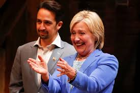 When Hillary saw 'Hamilton,' ending the Title IX tyranny, and other notable  commentary