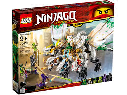 The Ultra Dragon 70679 | NINJAGO® | Buy online at the Official ...