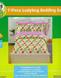 full pbs kids ladybug comforter bedding
