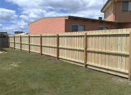 How To Build A Pailing Timber Fence Timber Fencing Quote