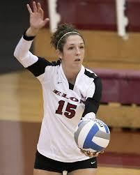 Lizzie West - Women's Volleyball - Elon University Athletics
