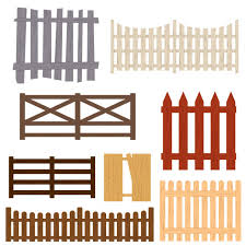 9 676 Wood Fence Illustrations Royalty Free Vector Graphics Clip Art Istock