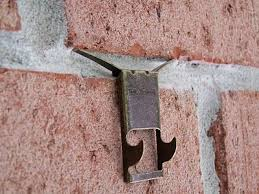 brick clips brick hanger brick wall decor