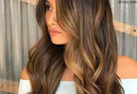 caramel highlights for every hair color
