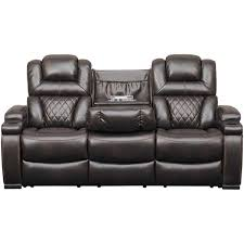 warnerton power reclining sofa with