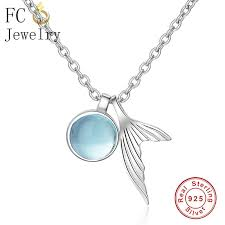 fc jewelry 925 sterling silver fish