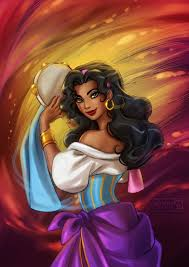 Esmeralda and Jasmine   Found on fuckyeahdisneyfanart.tumblr.com ...