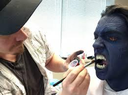 x men makeup artist saubhaya makeup