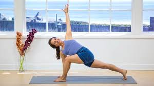 Morning Stretches with Alana Mitnick