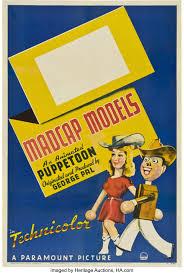 "George Pal Puppetoon Stock ""Madcap Models"" (Paramount, 1941). One ..."