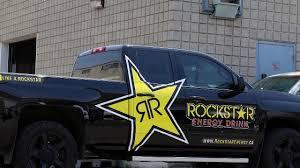 Rockstar Energy Drink Truck Decals On Vimeo