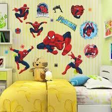Spiderman Wall Decal Wayfair