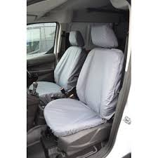 ford transit connect front rear seat