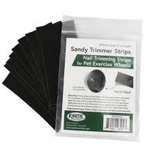 sandy trimmer strips big pack of 8