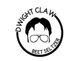 Dwight Claw Vinyl Decal Sticker Dwight Schrute Beet Seltzer The Office Funny Gift In 2020 Vinyl Decals Vinyl Decal Stickers Decals For Yeti Cups