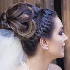 أجمل تسريحات عروس 2015 بأنامل لبنانية