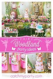 fairy woodland birthday valentina s