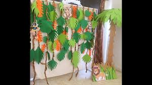 diy crafts forest s theme