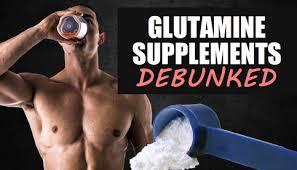 the benefits of glutamine supplements