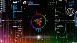 colorshift razer visualizer for