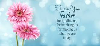 thank you notes for teachers teacher thank you notes