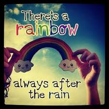 happy quotes and pictures cute girl happy quotes rainbow inspiring