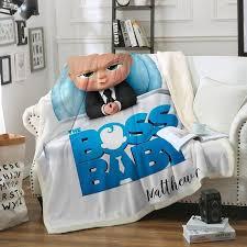 the boss baby blanket x2f boss baby
