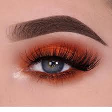 orange makeup for blue eyes chiclas uk