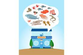 Seafood store (767780)