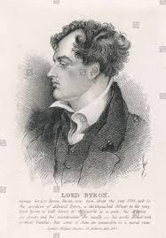 George Gordon Lord Byron 1788 1824 Editorial Stock Photo - Stock Image |  Shutterstock