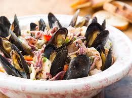 tasty options for summer seafood salad ...