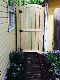 diy a fence gate