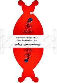 Prodigiosa Ladybug Cajas Para Imprimir Gratis Aniversario