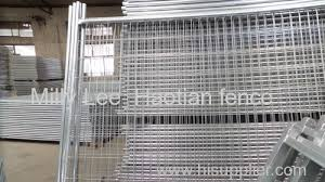 Retractable Construction Temporary Fencing Removable Fencing Panels Construction Temporary Model Fencing From China Manufacturer Haotian Hardware Wire Mesh Products Co Ltd