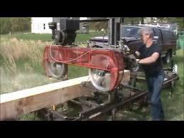 homemade sawmill you