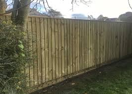 Featheredge Fencing Charltons Gates And Fencing