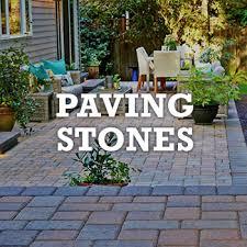 paving stones retaining wall blocks